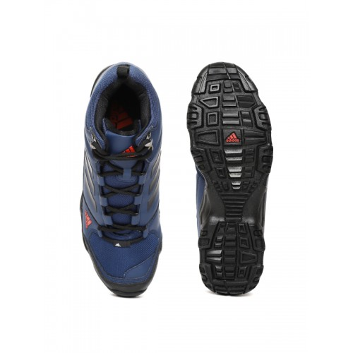Buy Adidas Men Navy Blue Aztor Hiker