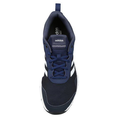 Adidas Men Navy Fluidcloud Neutral Running Shoes