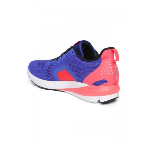 Reebok Men Blue & Red OSR Sweet Road 2 Running Shoes