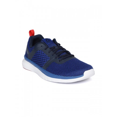 43b99e5a8 Buy Reebok Men Blue PT Prime Runner FC Shoes online