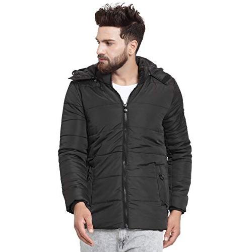 Buy Ben Martin Men s Black Solid Quilted Jacket online  7600e9766890e