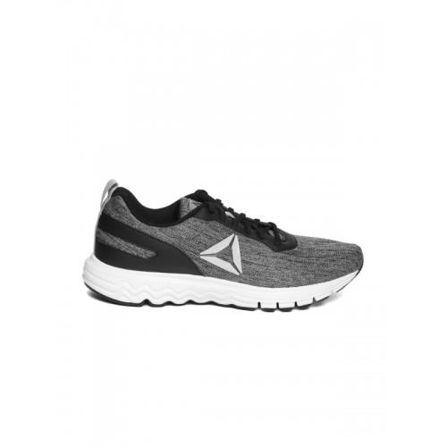 Reebok Men Grey Foster Runner LP Shoes