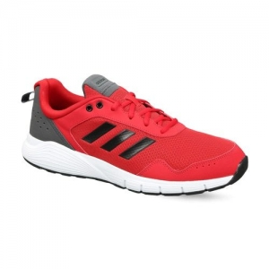 Adidas Fluidcloud Neutral Red Running Shoes