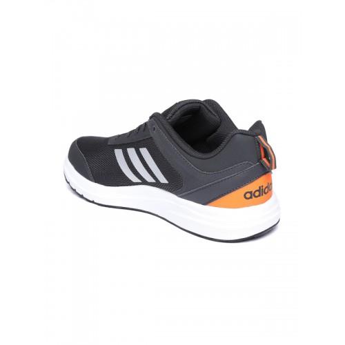 Adidas Men Charcoal Grey ERDIGA 3 Running Shoes