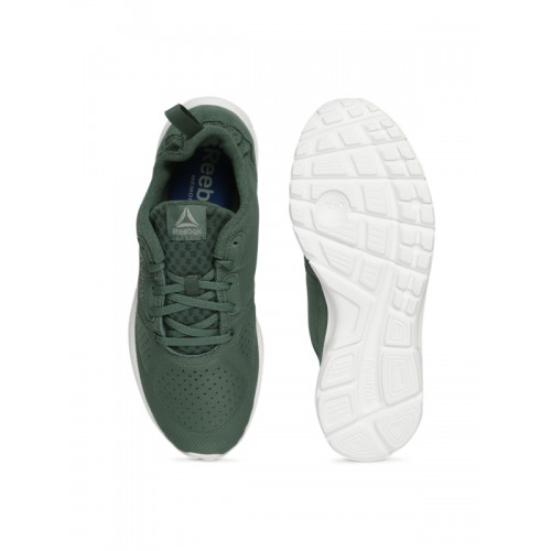 859b03436 Buy Reebok Men Green Aim MT Running Shoes online
