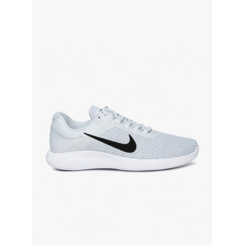 Nike Grey Training & Gym Shoes For Men