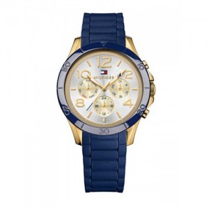 Tommy Hilfiger Women Silver-Toned Dial Watch TH1781523J