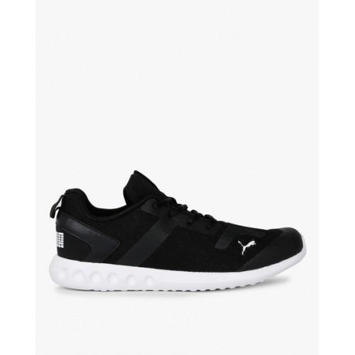 3f3cc56a2fb Buy Puma Men Black Concave Concave IDP Walking Shoes online ...