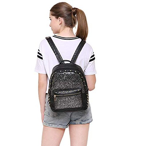 Areo Casual Bag/School Bag 480 Black 8 (L), for Girls