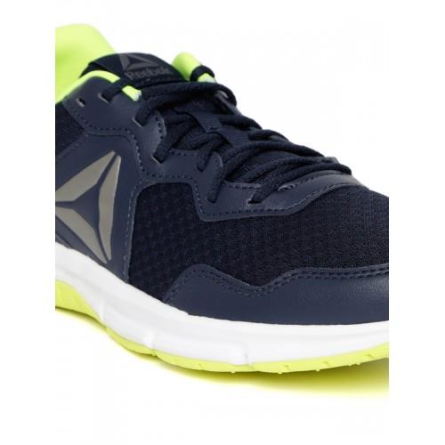 a93894f199d1d9 Buy Reebok Men Navy Express Runner 2.0 Running Shoes online ...