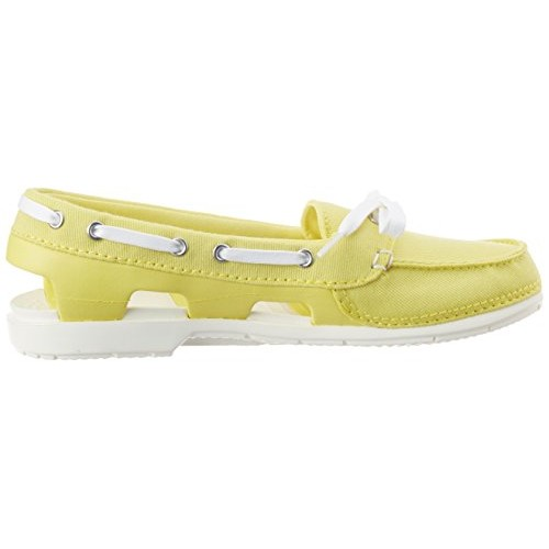 Crocs Women's Yellow Boat Shoes