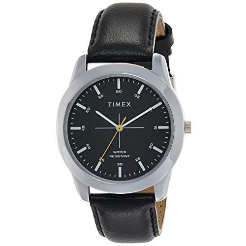 Timex TW00ZR263E Analog Black Dial Men's Round Dial Watch
