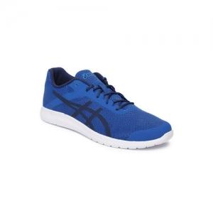 Asics Navy Fuzor 2 Running Shoes