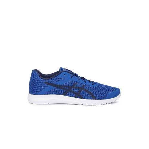 Asics Fuzor 2 Blue Running Shoes For Men
