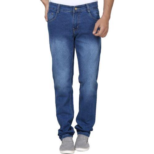 Ansh Fashion Wear Regular Men's Blue Jeans