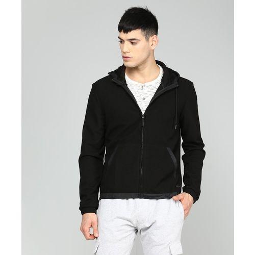 Ed Hardy Full Sleeve Self Design Men Sweatshirt