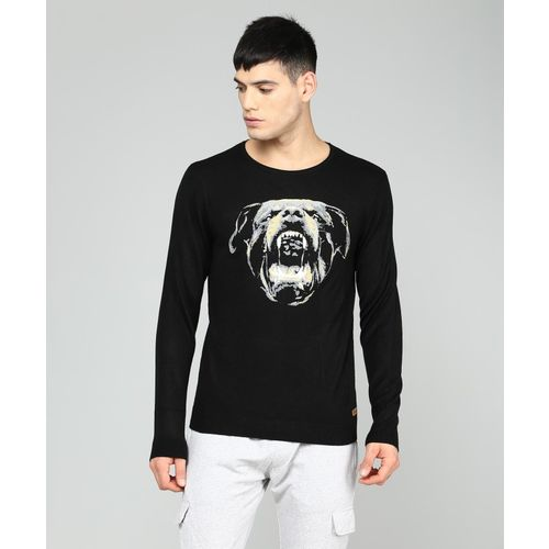 Ed Hardy Full Sleeve Printed Men Sweatshirt