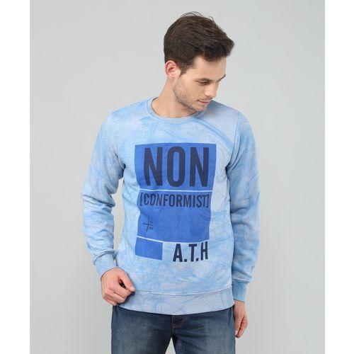 Breil By Fort Collins Full Sleeve Printed Men's Sweatshirt