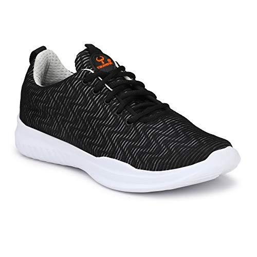 624a977efa975 Buy Fashion Tree Black Light Weight Running Shoe for Men online ...