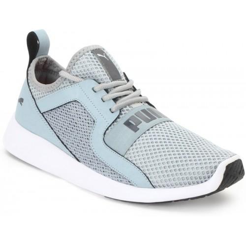 Puma Abiko IDP Running Shoes For Men(Grey)