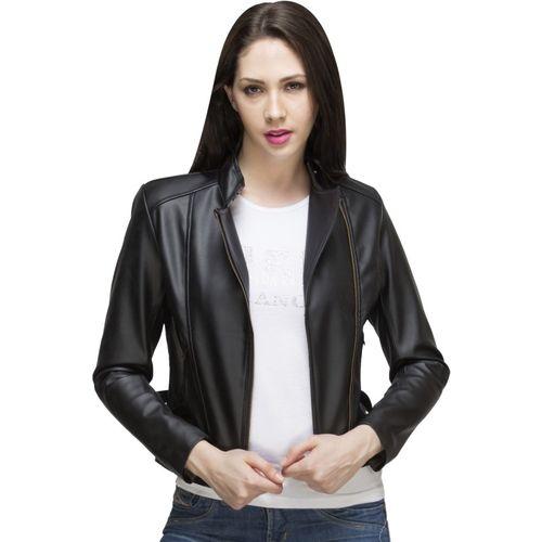 Lambency Full Sleeve Solid Women's Jacket
