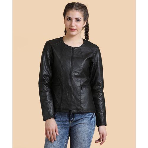 Numero Uno Full Sleeve Solid Women's Jacket