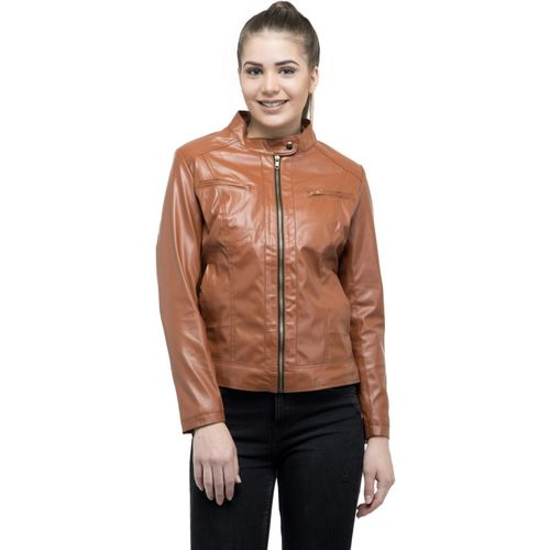 Lambency Full Sleeve Solid Women's Jacket