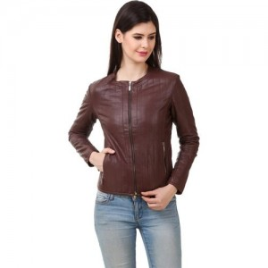 bc1df9bb17d Fashion Gallery Full Sleeve Solid Women Jacket
