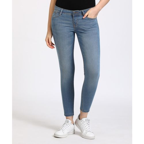 Jealous 21 Slim Women's Blue Jeans