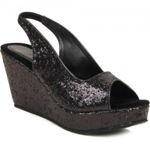 Bruno Manetti Women Black Wedges