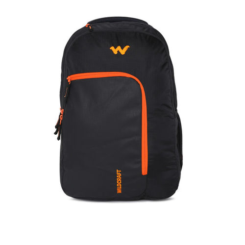 Wildcraft Doyen 30 L Laptop Backpack(Black)