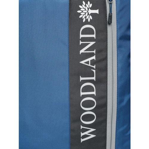 Woodland ProPlanet Unisex Blue Brand Logo Laptop Backpack