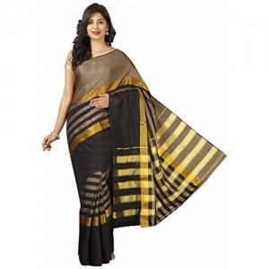 Pavecha's Venkatagiri Pure Cotton Saree-MK4004