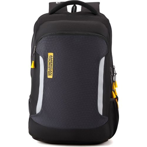 American Tourister Tech Q 29.5 L Laptop Backpack(Black)