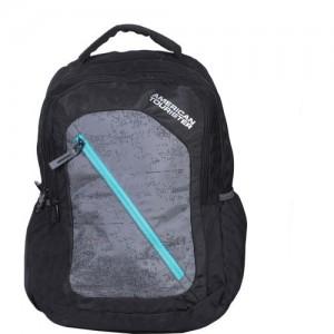 6f021a7161 American Tourister Casper Plus 02 Backpack (Black) 19 L Backpack(Black)