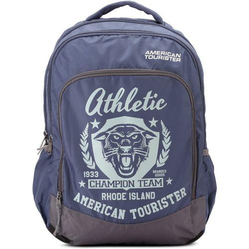 American Tourister AMT Volt 21 L Backpack(Blue)