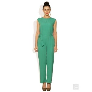 Miss Chase Fete Belted Jumpsuit