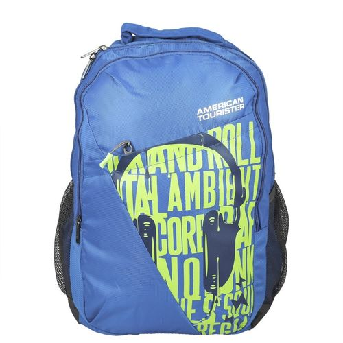 American Tourister Tango 01 34 L Backpack(Blue)