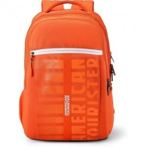 American Tourister X-jock Lap Bag 02 28.5 L Backpack(Orange)