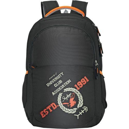 Skybags Geek 01 48 L Laptop Backpack(Black)