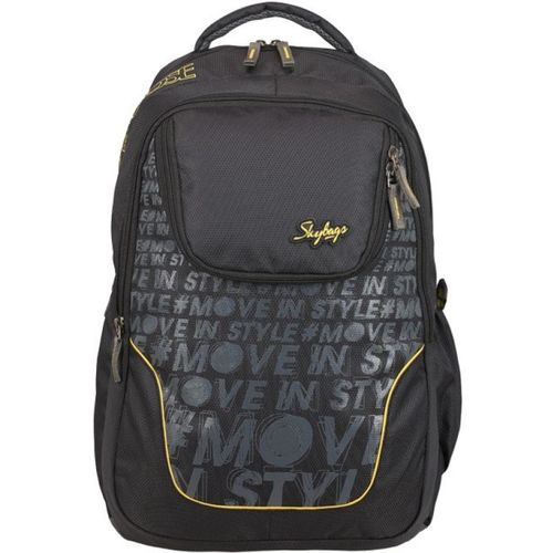 Skybags VADER 2 LAPTOP BACKPACK BLACK 32 L Laptop Backpack(Black)