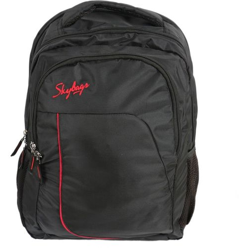 Skybags Fox Plus 18 Laptop Bag (Black) 20 L Laptop Backpack(Black)