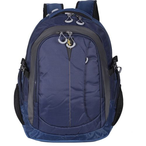 Skybags Fox Buisness Laptop Backapck (Blue) 2 L Laptop Backpack(Blue, Black)