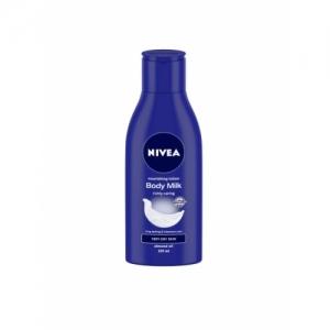Nivea Body Milk Nourishing Lotion(120 ml)