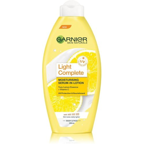 Garnier Light Complete Moisturising Serum-in-lotion(250 ml)