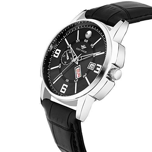 Eddy Hager Black  Watch EH-114-BK