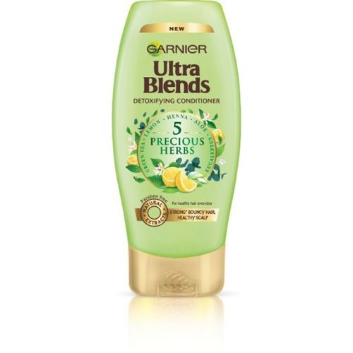 Garnier Ultra Blends 5 Precious Herbs Conditioner(175 ml)