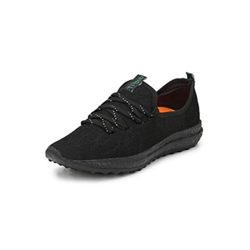 DotFit by (El Paso) Black Atheisure Sports Shoes