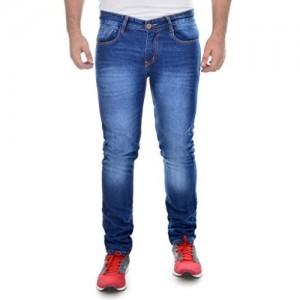 Ben Martin Blue Regular Fit Denim Jeans