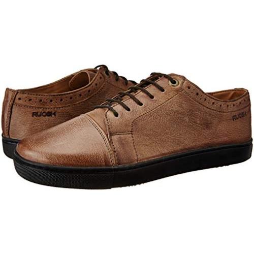 Ruosh Men's Tan Sneakers